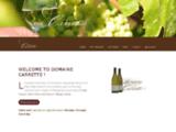 Domaine viticole Carrette