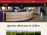 Domaine de la Montcellière