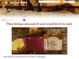 dominique MARY bio,miel,gelée royale bio,propolis,pollen,produits de la ruche,en vendée (propulsé par peel.fr)