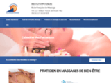 ecole-formationmassage.com