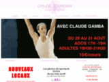 ECOLE DE DANSE CHLOE JOURDAN