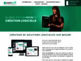 Ecomsoft : création de logiciels sur-mesure