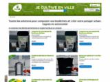 Ecovi Solutions de compostage de cuisine pour le jardin potager. Les composteurs Ecovi® et les urban composteur produisent  un meilleur compost sans lombric