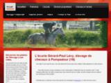 Elevage, entrainement et vente de parts de chevaux de courses