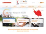 MDEDE – Maison Départementale de l'Emploi et du Développement Économique