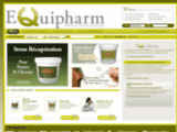 Equipharm, solution pour cheval stress�