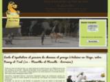 Equitation du parc de haye