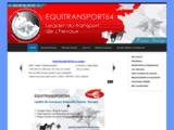 EQUITRANSPORT64: transport de chevaux  France-Europe