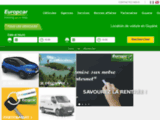 Europcar Guyane, moving your way