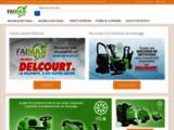 Faimax - spécialiste du matériel de nettoyage