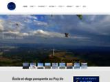 Fying Puy de Dôme