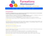 Formations Montessori Angers