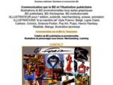 Commmunication par la bd & illustration pub