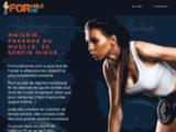 Remise en forme, musculation et Fitness