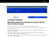 Genève Annuaire, votre portail genevois