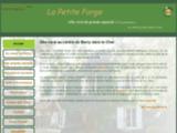 Gite rural du cher La Petite Forge à Bigny