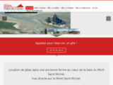 gites-mont-saint-michel.com