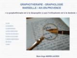 Graphothérapie Marseille