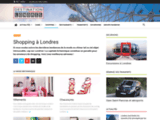 Guide Shopping Londres