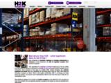 H2K prestataire logistique et stockage