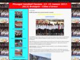 ALS PLouagat -15 filles en suède