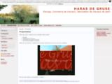 HARAS DE GRUSE