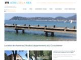 hotel-delamer.com