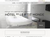 H�tel-Restaurant Le P'tit Monde