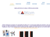 ICARkom, promotional products, goodies and business presents