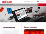 Site des éditions Icédap