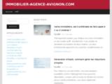 immobilier-agence-avignon.com