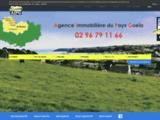 Immobilier Gouarec : Agence immobilière AIPG Gouarec