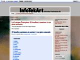 InfoTekArt Information Technologies Art