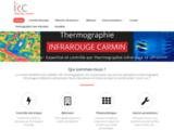 Infrarouge Carmin