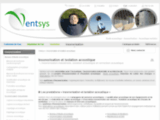 insonorisation.ventsys.net
