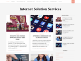 Internet solutions services
