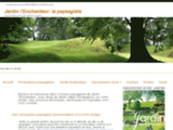 Jardin l'enchanteur Jardin l'Enchanteur, paysagiste conseil, landscape designer,  est créateur d'ambiances jardins, terrasses, patios...Création des jardins radioniques