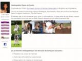 Ostéopathe Equin