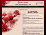 Joëlle Grenier, sophrologie et Qi Gong, Lyon
