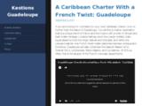 Thumb de Kestions-Guadeloupe, le forum Guadeloupe