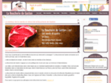 La Boucherie de Gaston. Vente de viande en ligne en Côtes d'Armor et Ille-et-Vilaine.