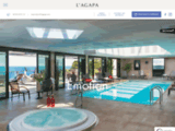 L'AGAPA : hôtel 4 étoiles, restaurant, spa, séminaires à Perros-Guirec