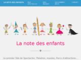 Www.lanotedesenfants.fr