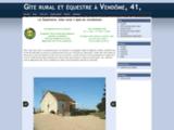 Gîte rural et équestre au coeur des Châteaux de la Loire