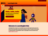 British Council - LearnEnglish Kids