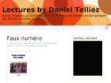 Lecture by Daniel Telliez