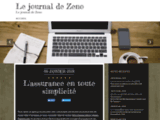 Le journal de Zeno