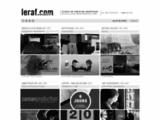 Studio de création graphique leraf.com