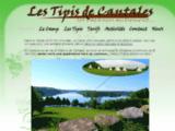 Les Tipis de Cantales