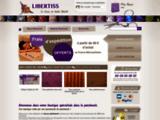 Tissus patchwork : Libertiss
